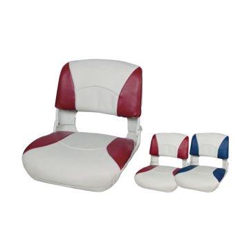 Imagem de Cadeira de luxo 75113 Branco e Vermelho - Cod.1743