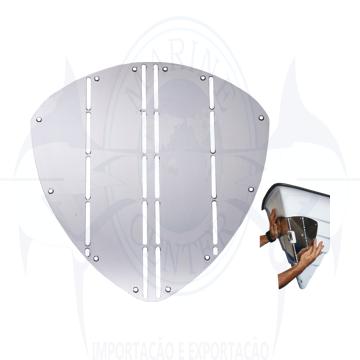 Imagem de Protetor de casco em aço inox - Cod.2068