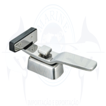 Imagem de Trinco para porta em aço inox - Cod.2656