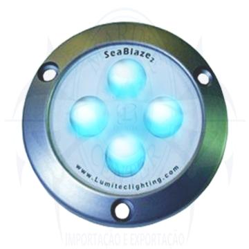Imagem de Luz submergivel 12V SeaBlaze2  LED  Azul - Cod.1079