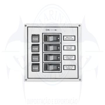 Imagem de Painel elétrico 4 botões - Cod.2203