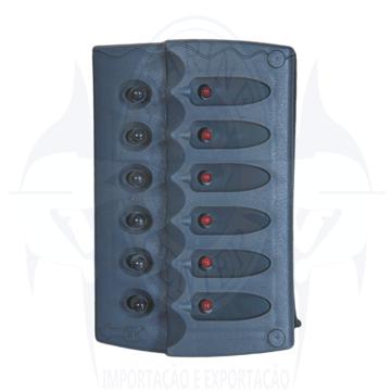 Imagem de Painel elétrico 6 botões - Cod.142