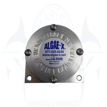 Imagem de Filtro de combustível ALGAE-X motor até 500HP (diesel) - Cod.1180